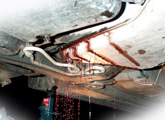 Ford Transmission Pan Problems Symptoms