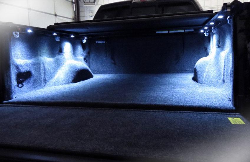 Small Spotlight Pods