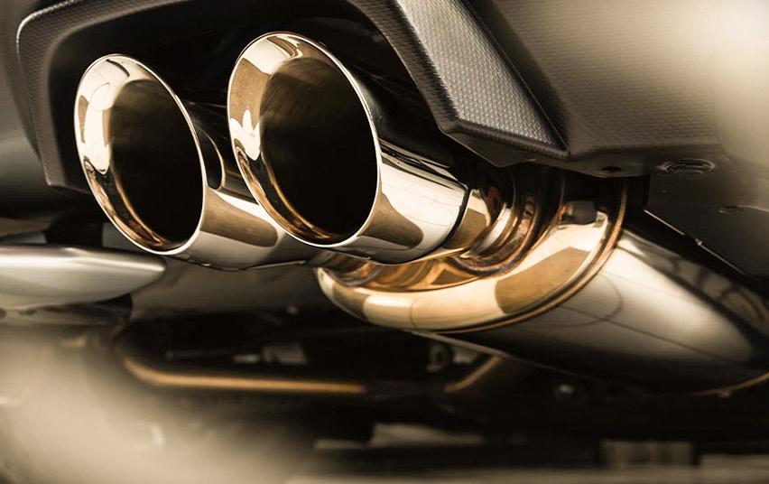 Can you make a 4 Cylinder Sound like a V8